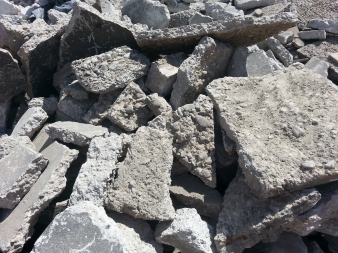 Dumping » Frews Contracting: Demolition, Salvage